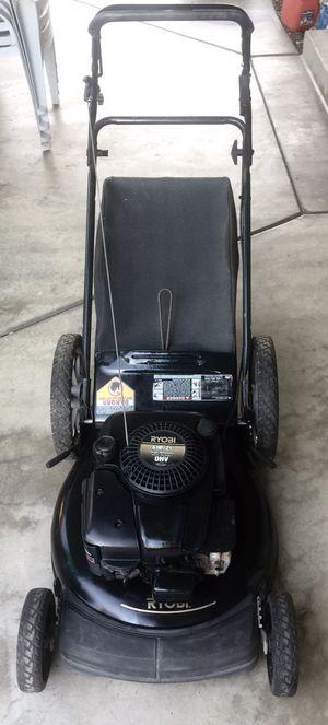 "Ryobi Lawn Mover 6HP/21"" Yard Man for Sale in San Diego, CA"