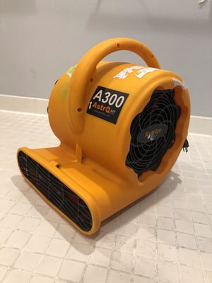 Astro Air AD300 | Stackable Air Mover for Sale in San Diego, CA