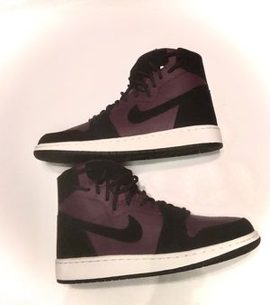 Nike Air Jordan RETRO 1 REBEL XX BORDEAUX Shoes AR5599-600 Women's size 7.5 for Sale in Zachary, LA