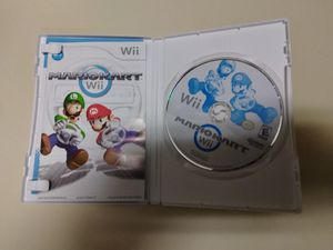 Mario Kart Wii with Two Wheels for Sale in Austin, TX