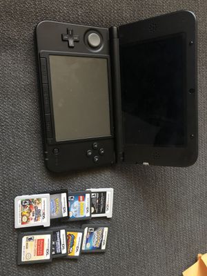 Nintendo 3DS XL and Games for Sale in Clovis, CA