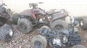 1986 Honda fourtrax 350 4x4 for Sale in Columbus, OH