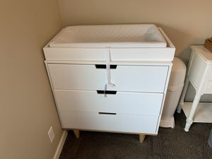 New baby changing Table complete for Sale in Portland, OR