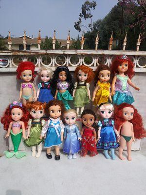 Princess dolls for Sale in El Monte, CA