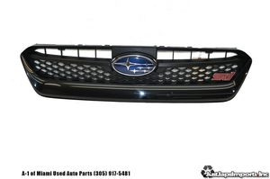 15 16 17 SUBARU IMPERZA WRX STI OEM FRONT GRILL GRILLE for Sale in Hialeah, FL