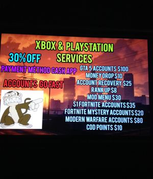 Console services !! for Sale in Los Angeles, CA