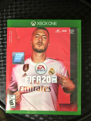 Fifa 20 Xbox One for Sale in Hayward, CA