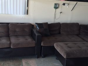 A small sectional couches for Sale in Fontana, CA