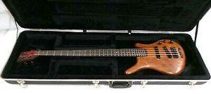 1990 Warwick Thumb Through Bass 4 String Bubinga Wood Electric Guitar for Sale in Los Angeles, CA