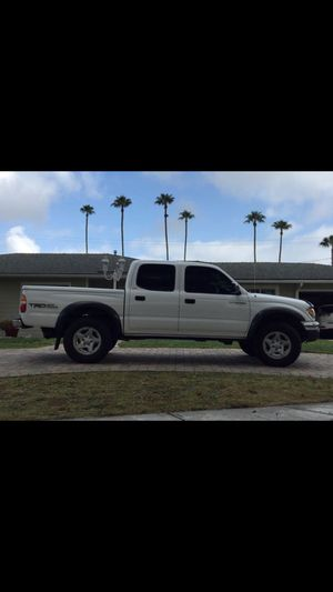 2003 TOYOTA TACOMA PRERUNNER V6 SR5 TRD OFF ROAD for Sale in Fullerton, CA