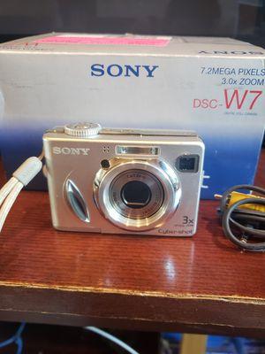 Sony camera for Sale in Rocklin, CA