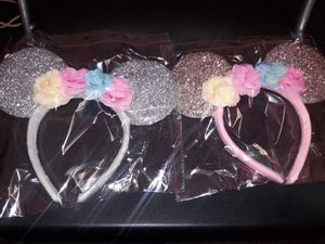 Light up Minnie Mouse Ears. New for Sale in North Las Vegas, NV