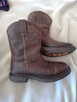 Ariat Work Boots for Sale in Clyde, NC