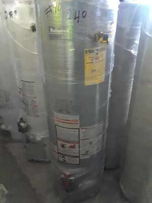 water heater 40 galones 6 meses de garantia for Sale in Los Angeles, CA