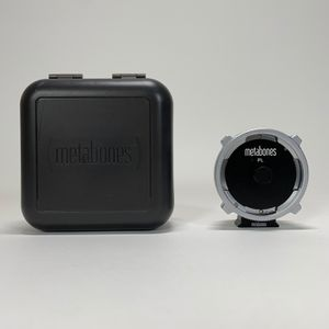 << LIKE NEW >> Metabones PL to Sony E-mourn T Adapter, Black Matt for Sale in Miami, FL