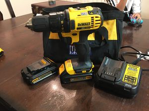 Dewalt drill driver set for Sale in Bakersfield, CA
