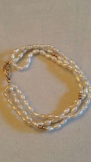 Freshwater Pearl Bracelet for Sale in Leavenworth, WA