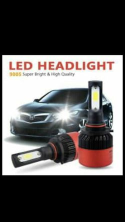 Hid conversion lights- led lights bulb - any car headlight housing bulb size - nissan Altima titan to ford focus mustang f150 any truck SUV for Sale in Phoenix,  AZ