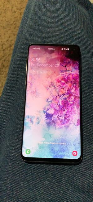 Galaxy S10 128gb Brand New - AT&T make an offer - will be open to trades Apple Pay accepted and Google Pay for Sale in Rapid City, SD