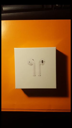 Apple Airpods 2nd Generation New and Sealed Shipping only for Sale in North Miami Beach, FL