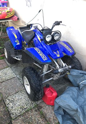 Quad Yamaha up to date registration 350 warrior for Sale in Hayward, CA