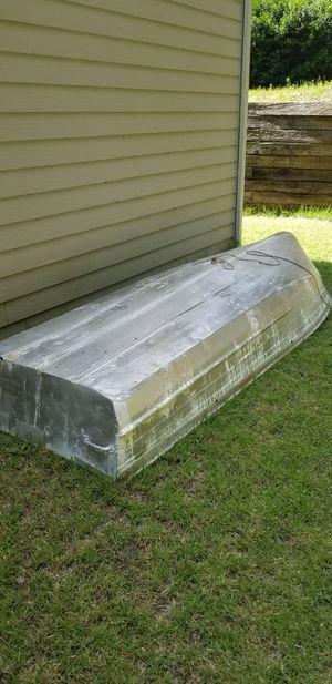 Aluminum boat no leaks for Sale in Chamblee, GA