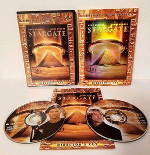 Stargate Ultimate Edition DVD Set for Sale in Pompano Beach, FL
