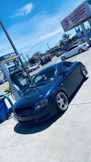 2003 Audi TT AWD 6speed for Sale in San Jose, CA