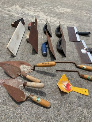 FREE Tile and Concrete tools for Sale in Solana Beach, CA