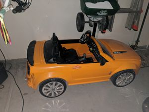 Mustang Power Wheels for Sale in Beaumont, CA