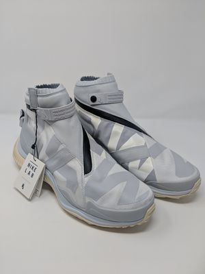 Nike NSW Gaiter Boot AA0530-100 Sail Off White Lab Platinum mens 10.5 for Sale, used for sale  Duluth, MN