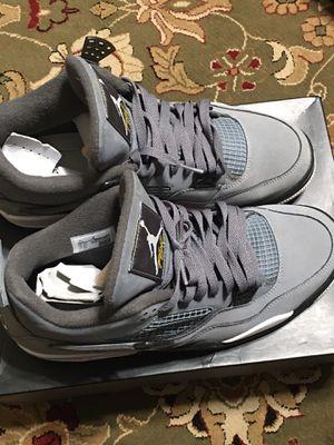 Jordan 4 cool grey for Sale in Euless, TX