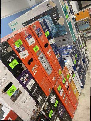 Tv liquidation sale 😎😎🤩🤩‼️‼️‼️‼️‼️👍🏽👍🏽👍🏽👍🏽👍🙌🏼😁 6 for Sale in Dallas, TX