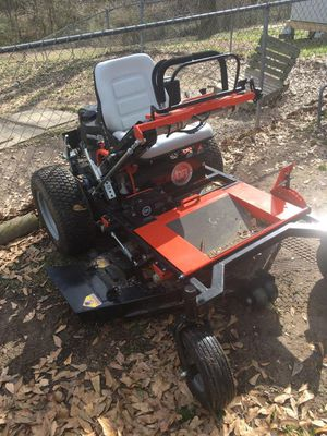 DR Versa-Pro Z mower for Sale, used