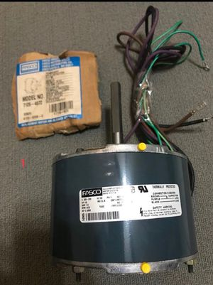Fasco permanent split capacitor motor for Sale in Miami, FL