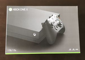 Brand New Xbox One X Video Game System Console Microsoft for Sale in Miami, FL