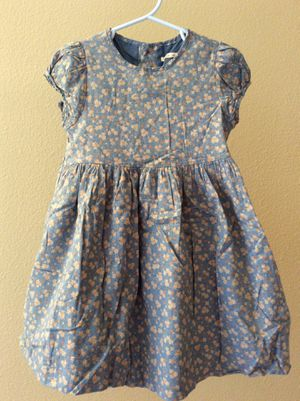 Cute girls dress(Size 3T), Flower pattern dress, Toddler girls clothes for Sale in Redmond, WA