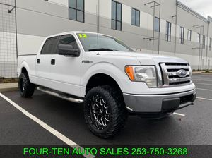 2012 Ford F-150 for Sale in Bonny Lake, WA