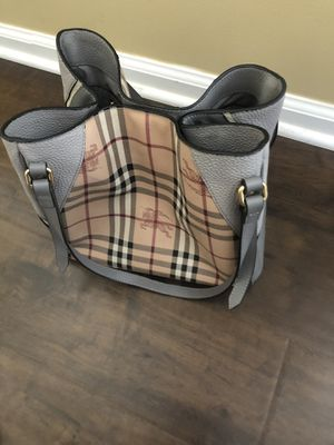 Burberry Bucket Bag for Sale in Gilbertsville, PA