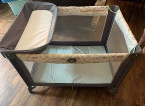 Graco Pack n Play with Bassinet for Sale in Morgantown, WV