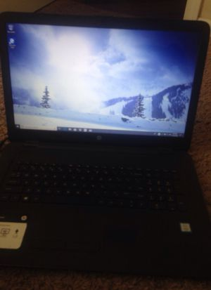 Hp notebook laptop for Sale in Riverview, FL