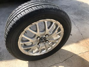 wheels and tire. 225/50R16 $50 for Sale in Fort Pierce, FL