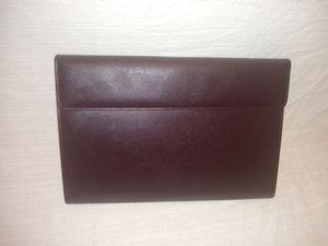 Genuine Leather Folder for Sale in Virginia Beach, VA
