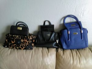 Brand name purses w/wallet for Sale in Carmichael, CA