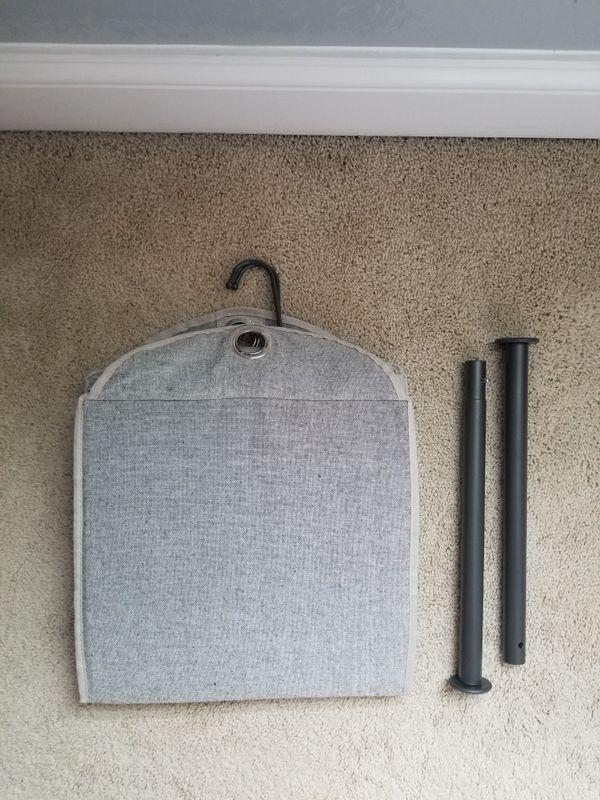 Closet organizer/extender