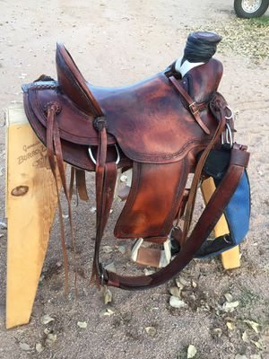 Saddle for Sale in Young, AZ