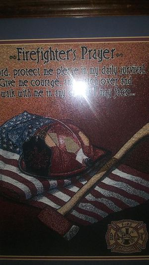 Firefighter prayer for Sale in Newport, OH
