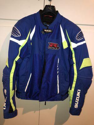 GSXR Motorcycle Jacket for Sale in La Puente, CA