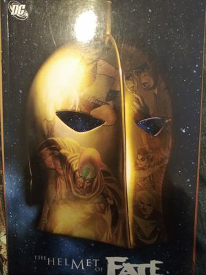 The helmet of fate(dc oop) for Sale in Santa Maria, CA