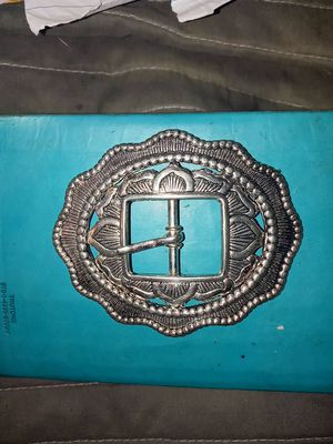 Western Belt Buckle for Sale in Dyess Air Force Base, TX